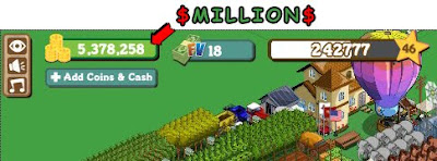 farmville facebook game cheats