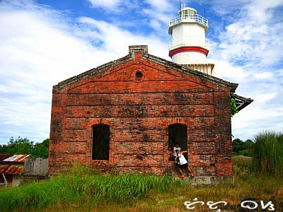 Capones Island Lighthouse