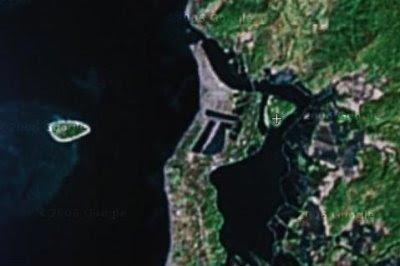 potipot island map zambales
