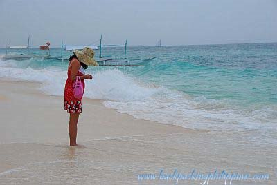 boracay romantic beach