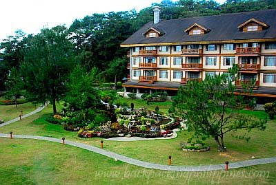 Backng Philippines And Asia The Manor Hotel Camp John Hay