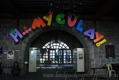casa de comunidad de tayabas museum quezon