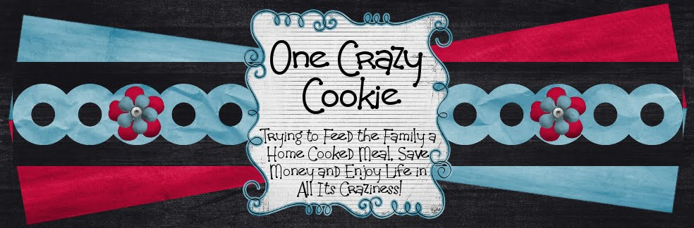 One Crazy Cookie