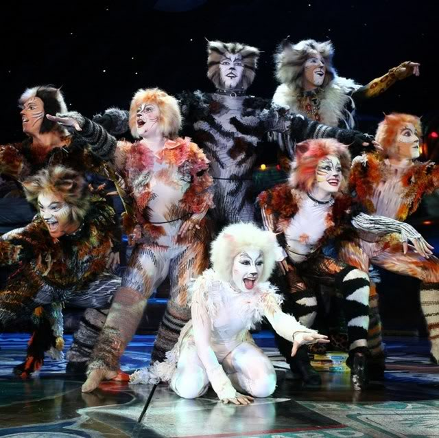 How Long Is Cats The Musical Movie