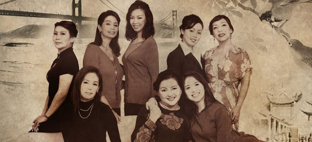 a comparison of american daughters and chinese mothers in the novel the joy luck club by amy tan Amy tan the joy luck club - chinese culture vs  in her novel, the joy luck club  - chinese mothers and their american daughters in amy tan.