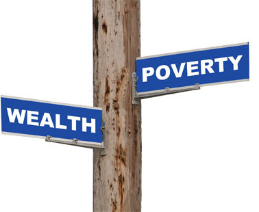 an analysis of the effects of wealth in a persons social status The most plausible explanation for the apparent effect of income inequality on health and social problems seems to be people's anxiety about their status (the spirit level groups in more.