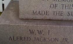 Alfred Jackson, Jr.