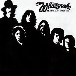 Whitesnake - Ready 'n' Willing