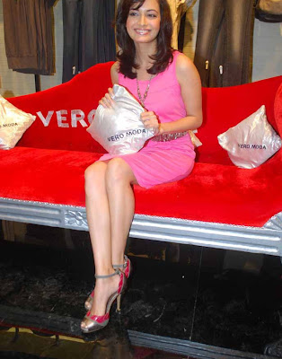 Dia Mirza Launches Vero Moda Store