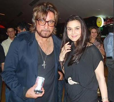 Preity Zinta at Society Interior Awards in Mumbai