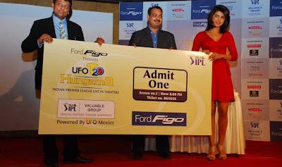 Priyanka Chopra at IPL Screening Event