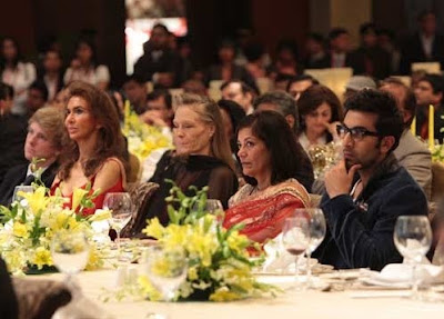 Ranbir Kapoor at Gala Dinner at India Today Conclave