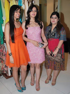 Zarine Khan at Nishka Lulla's Summer Preview