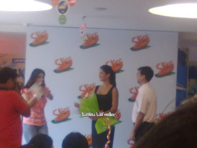 Katrina Kaif at PepsiCo Gurgaon Office