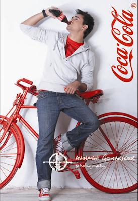 Imran Khan Coca Cola
