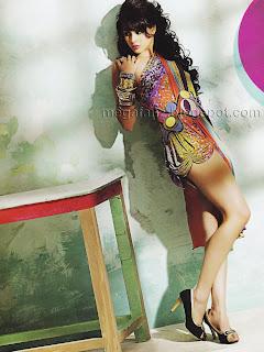 Genelia D'souza on South Scope Magazine