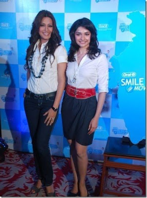 Prachi Desai at Oral B Promotional Event
