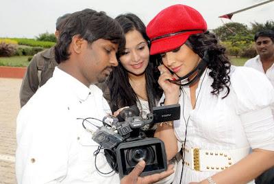 Preeta Rao in south Movie Chikku Bukku