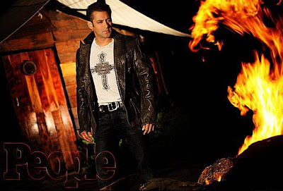 Salman Khan's Photo Shoot for People Magazine