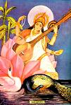 Aum saraswateye vidmahe, bramputriye dhi-mahi, tanno sarawati prachodayat