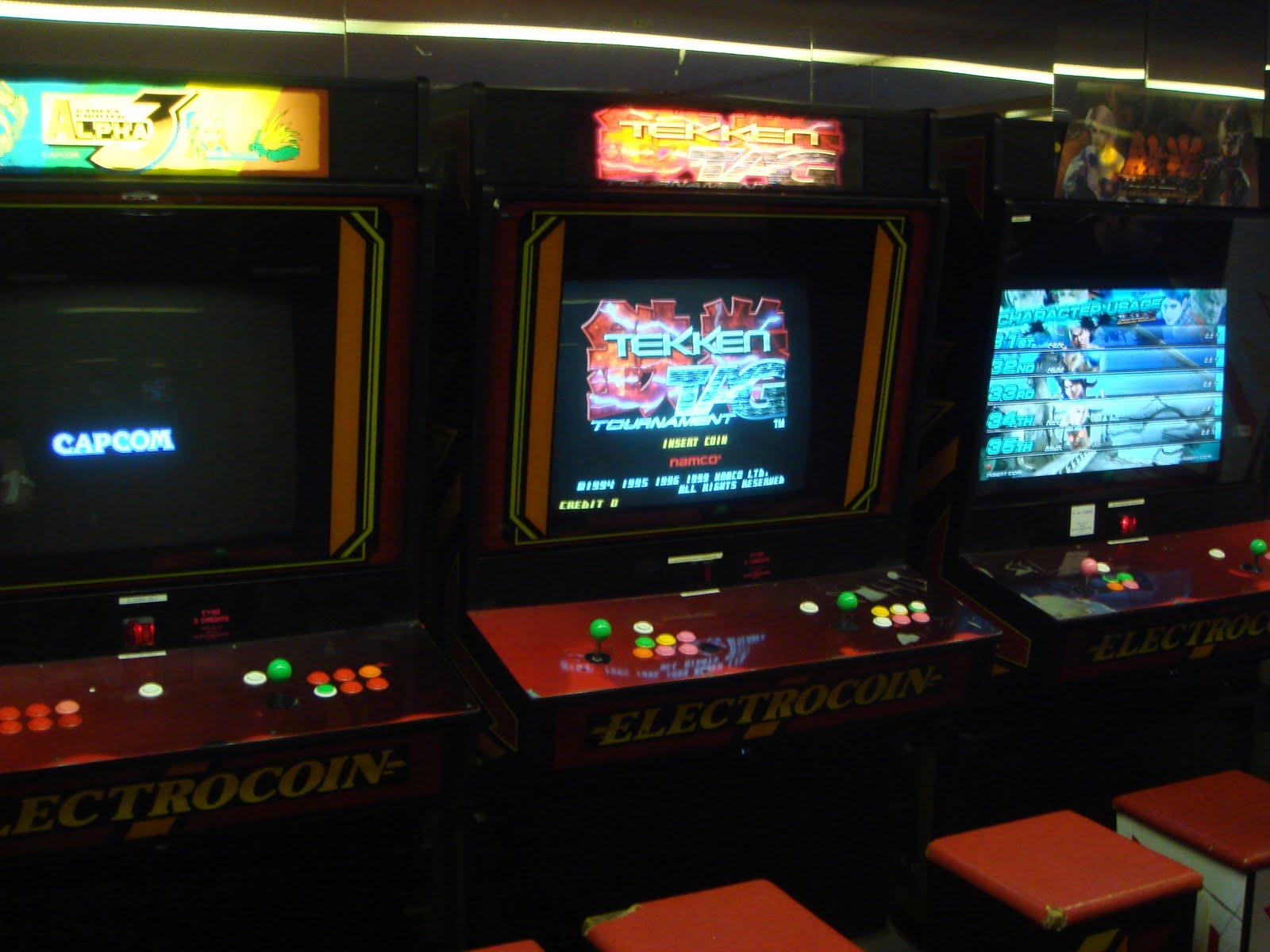 Casino arcade goodge street