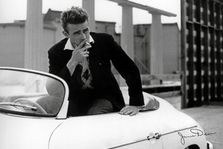 Men & cars James_dean+%252819%2529