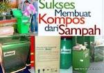 Alat Pembuat Kompos Individual ( Compost Bin)