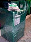 Komposter Elektrik KE-100 L Alat Olah Sampah di Rumah Tangga