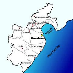 Les presento la PERLA DEL SUR...Barahona!!