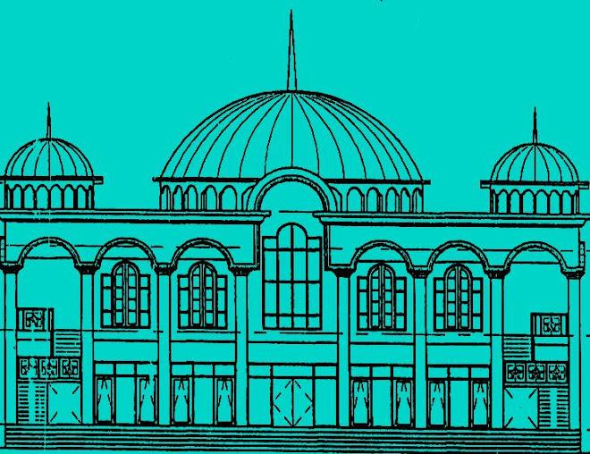 Gambar Masjid Arrohmah