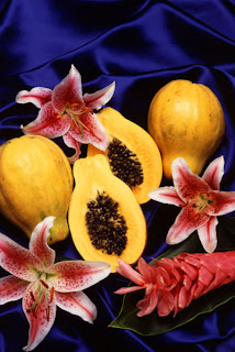 papaya in recipes for beauty