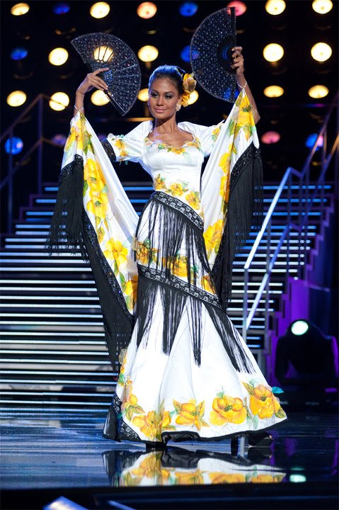 Miss Universe Philippines Venus RajMiss Universe 2010 National Costume
