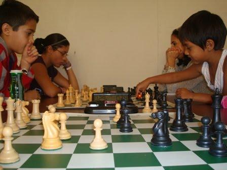 Torneo Abierto de Ajedrez. 29 de mayo