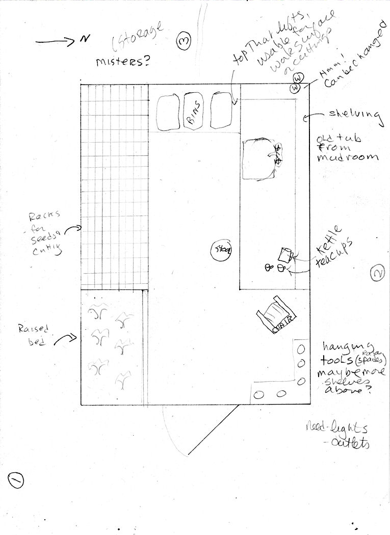 Donn shed layout ideas 8x10x12x14x16x18x20x22x24 for Shed layout planner