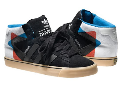 Adidas Campus Vulc High 'Diagonal'