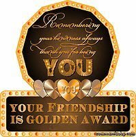 Golden Award from SIs Ell