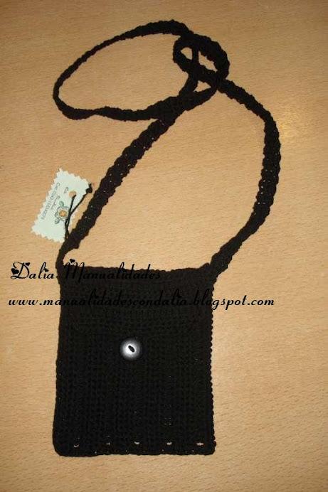 carterita negra de hilo
