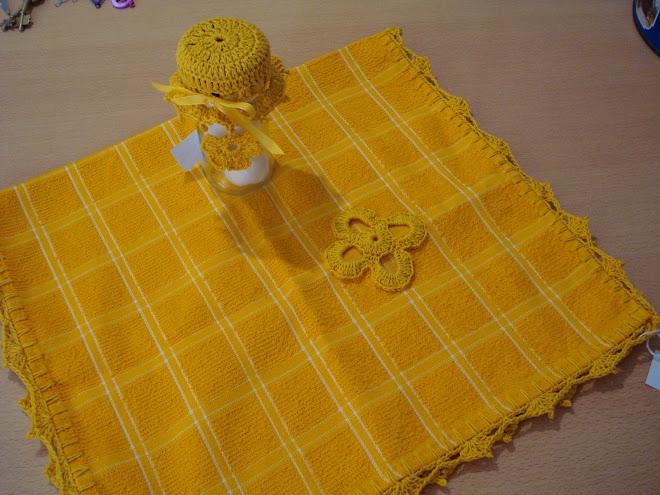mantelito de toalla