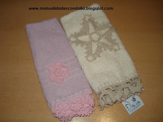 toallitas para la cartera desde $8