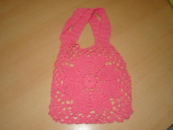 bolso nena rosa  $18