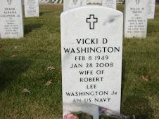 My mom's gravesite