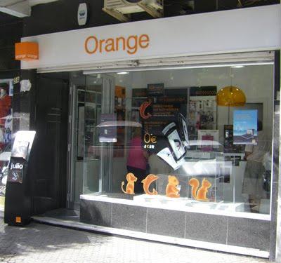 El blog de conexi n v monos de tiendas ii - Orange en sevilla ...
