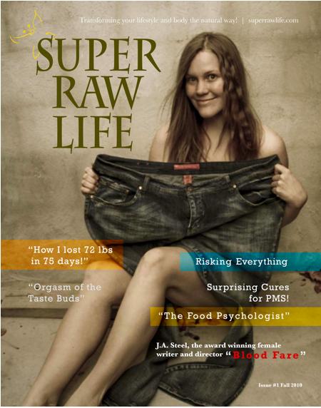 raw foodist weight loss