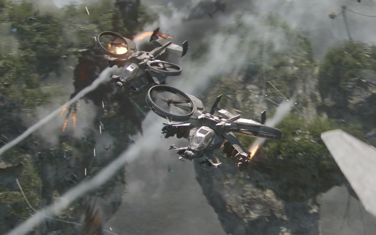 Human vs Navi Battle Pandora Avatar Wallpaper Hdwpics - human vs navi battle pandora avatar wallpapers