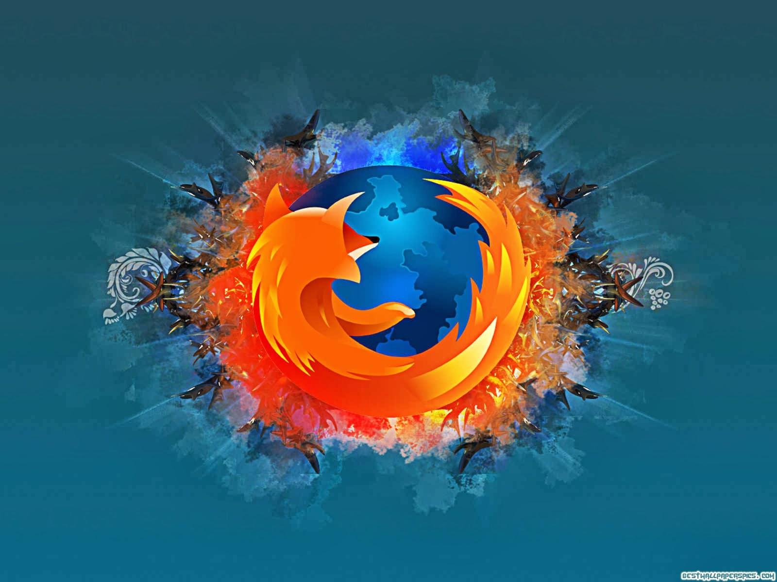 Firefox Taking Over Internet Explorer HR Wallpapers