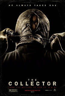 Filme Poster The Collector DVDRip XviD-THS+Legenda