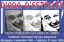HOMENATGE VICENT ANDRÉS ESTELLÉS