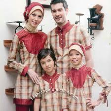 USAHA SAYA: Baju Muslim Modern untuk Keluarga