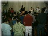Pregando em Missal-PR