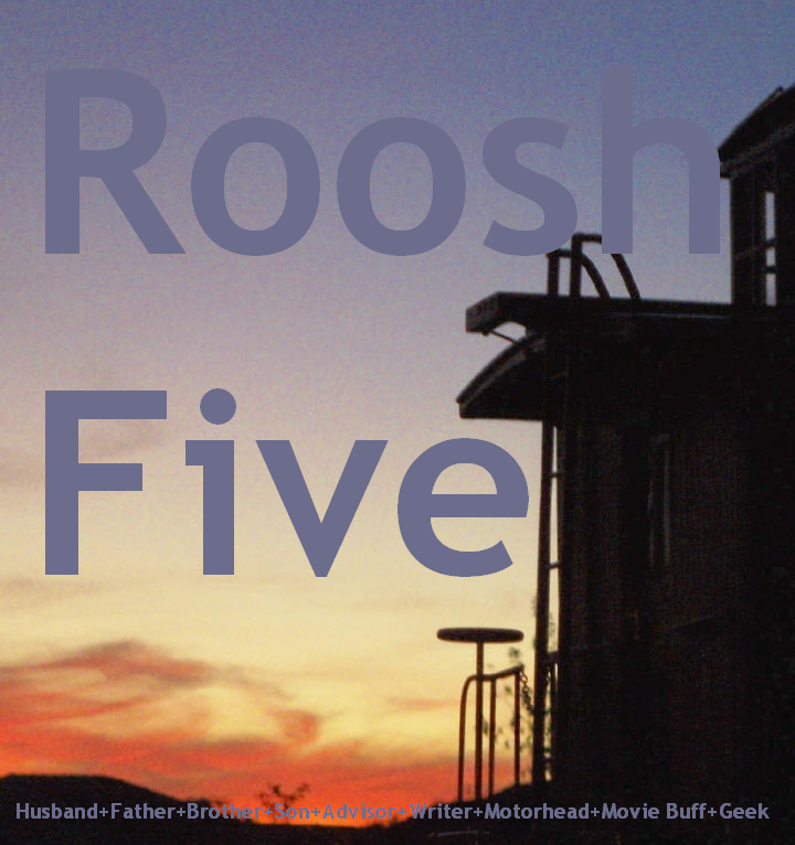 Roosh Five